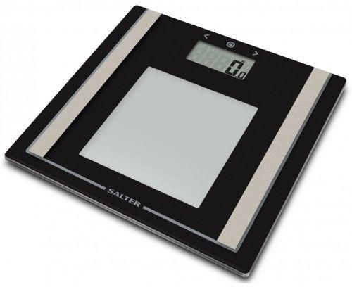 Salter waga łazienkowa 9112BK3R z analizatorem składu ciała
