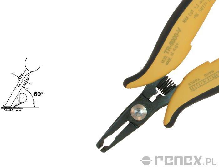 Obcinaczka TR-5000-V (średnica: 1,30 mm AWG: 16)