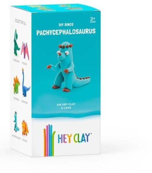 Hey Clay - Pachycefalozaur - TM Toys