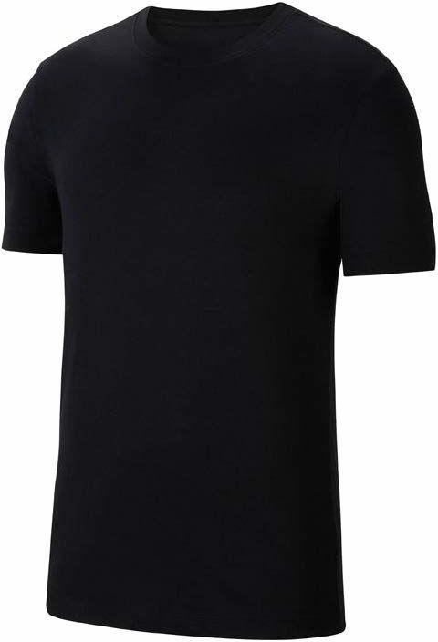Nike T-shirt męski Team Club 20 Tee czarny/biały XL