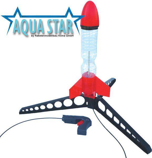 Rakieta na wodę - Aqua Star