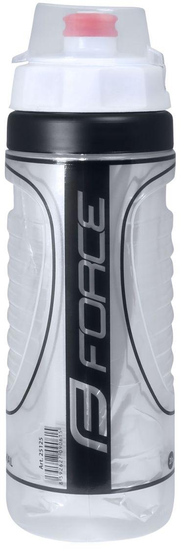 FORCE HEAT bidon termiczny 0,5l biało-czarny 25125,8592627090615