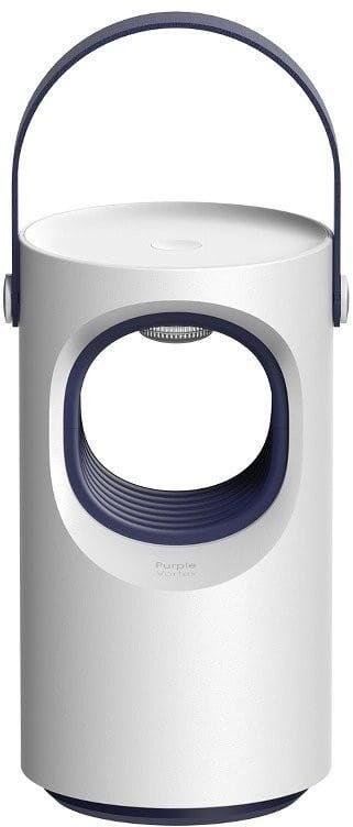 Lampa owadobójcza Baseus Purple Vortex (biało-fioletowa)