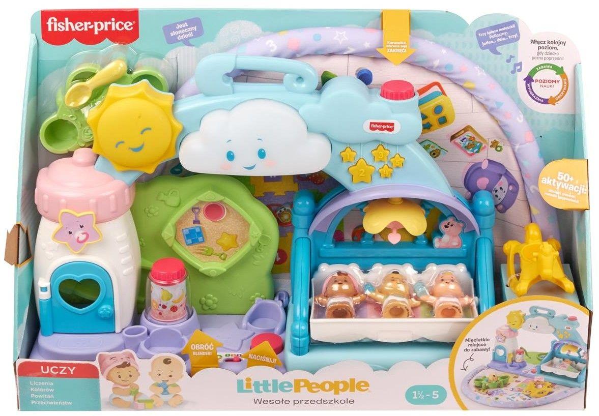 Fisher Price Little People - Wesołe Przedszkole GRW91