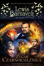 Lewis Barnavelt na tropie tajemnic Zegar czarnoksiężnika ZAKŁADKA DO KSIĄŻEK GRATIS DO KAŻDEGO ZAMÓWIENIA