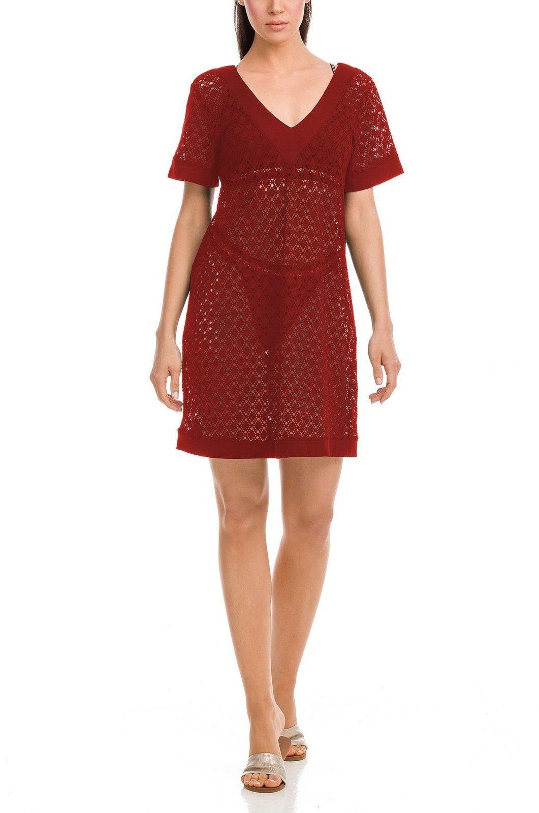 Sukienka plażowa Vamp Narcissa 12575 kolor 489