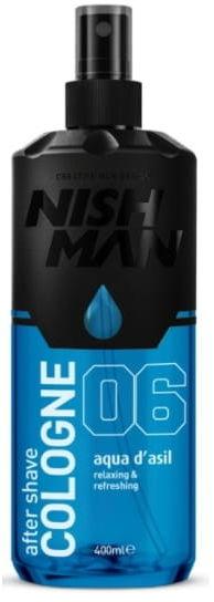 Nishman AQUA 6 Cologne woda kolońska 400ml