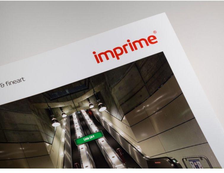 Papier IMPRIME Premium GPP190 High Gloss Warmtone 190gsm - A3, 50 arkuszy (90242005730)