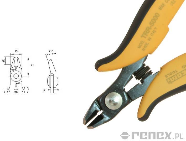 Obcinaczka TRR-5000 (średnica: 2,59 mm AWG: 10)