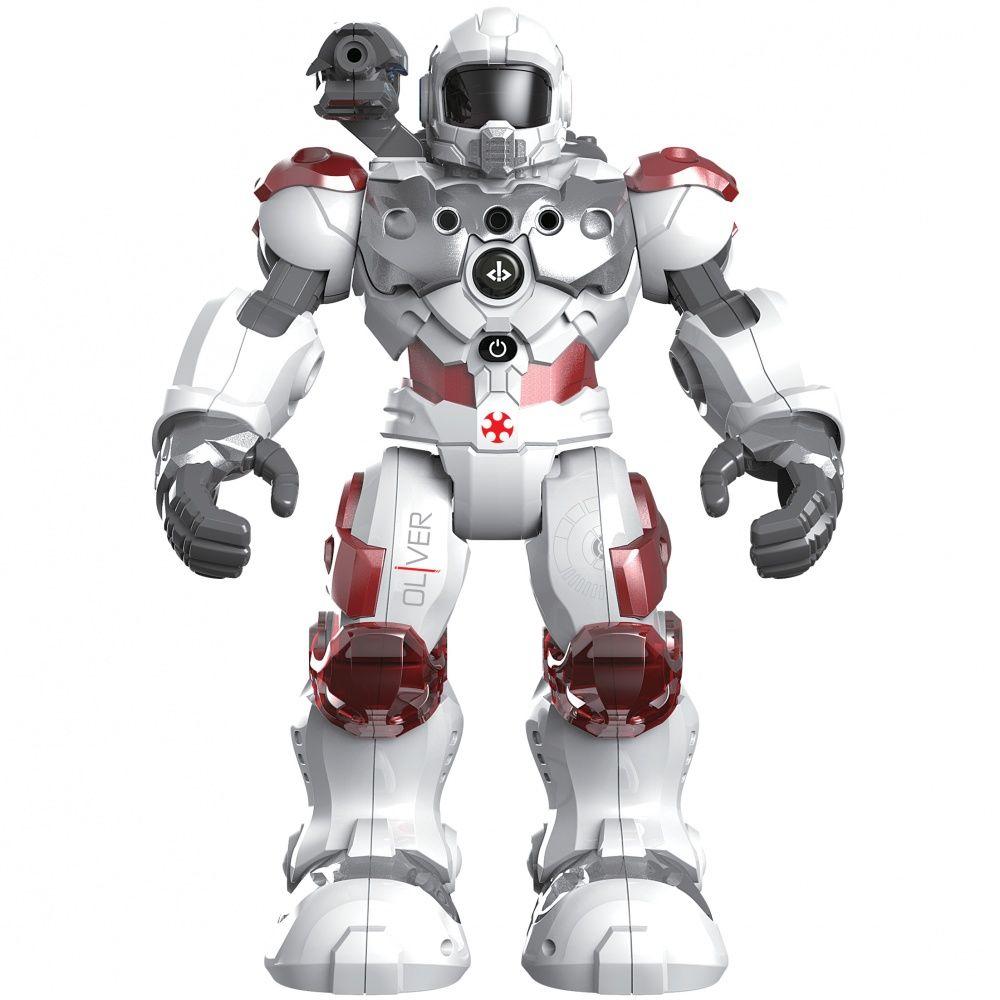 Zigybot - Strażak Oliver - Robot zabawka