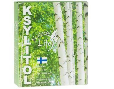 Ksylitol fiński 250 g NaturalLife