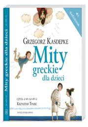 Mity greckie dla dzieci - Audiobook.