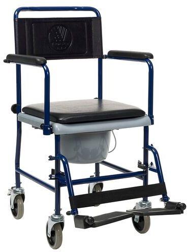 Wózek toaletowy 139 z pojemnikiem sanitarnym Vermeiren