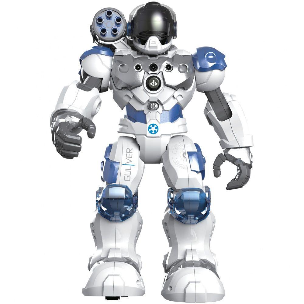 Zigybot - Policjant Guliver - Robot zabawka