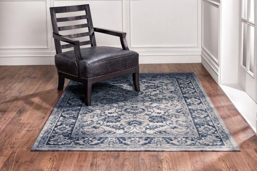 Dywan Carpet Decor Tebriz Antique Blue