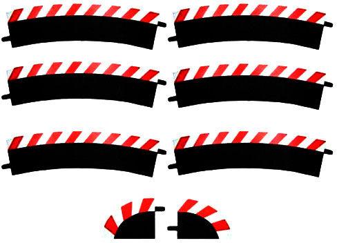 Carrera EVO / DIGITAL 132 / 124 - Zewnętrzne poszerzenie toru zakręt pochyły 3/30 20566