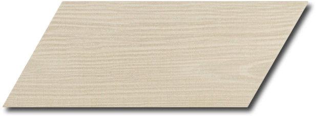 Hexawood Chevron White Left 20,5x9