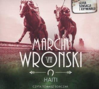 Audiobook - Haiti (CD mp3) Marcin Wroński