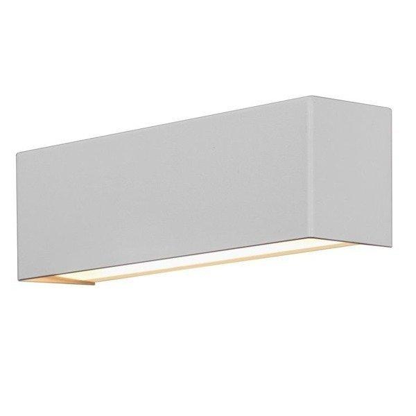 Kinkiet STRAIGHT WALL WHITE XS 26cm 6345