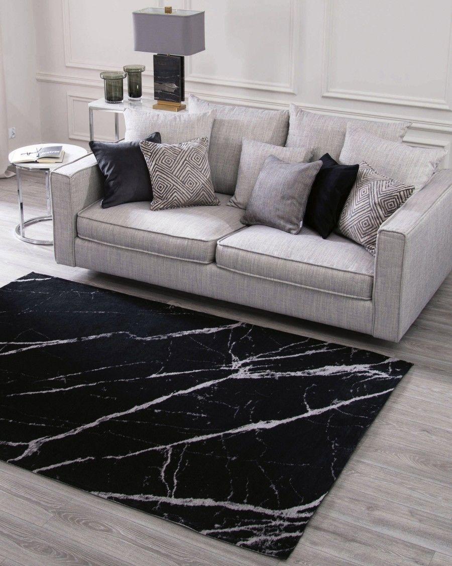 Dywan Carpet Decor by Zień Pietra Black