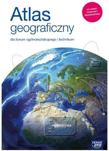 Atlas Geograficzny LO 2019 BR NE