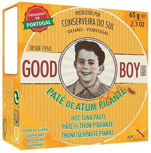 Pate z tuńczyka pikantne Good Boy 65g