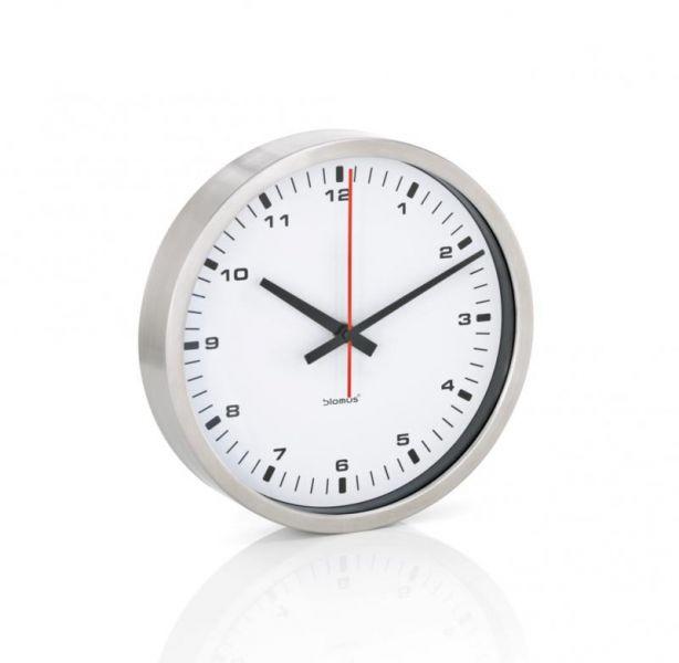 Blomus ERA Zegar Ścienny 24 cm - Biały