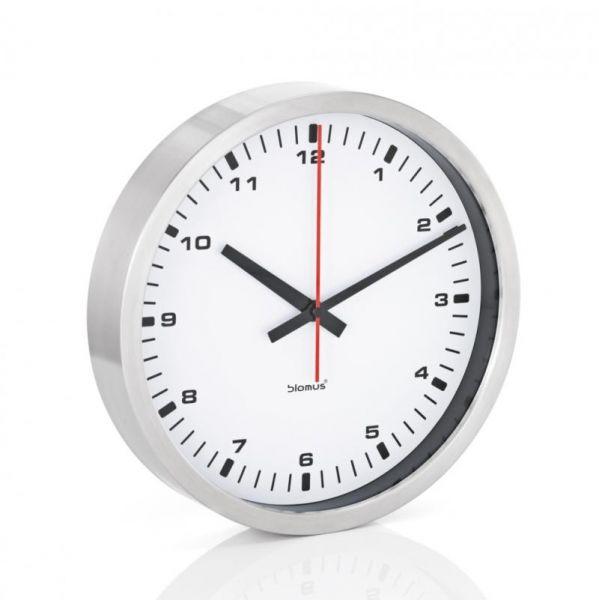 Blomus ERA Zegar Ścienny 30 cm - Biały