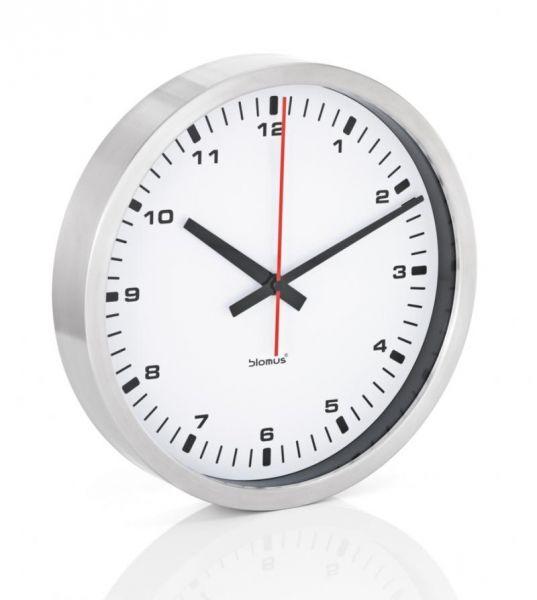 Blomus ERA Zegar Ścienny 40 cm - Biały