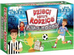 Dzieci kontra Rodzice Piłka nożna ZAKŁADKA DO KSIĄŻEK GRATIS DO KAŻDEGO ZAMÓWIENIA