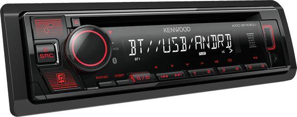 KDC-BT430U Radioodtwarzacz samochodowy Kenwood