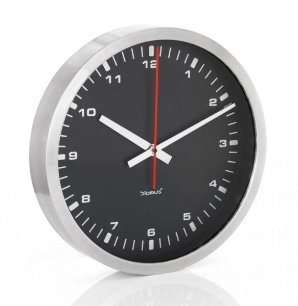 Blomus ERA Zegar Ścienny 40 cm - Czarny