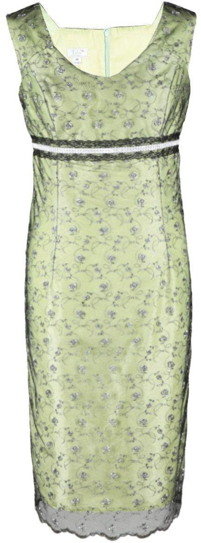 Sukienka FSU161 ZIELONY
