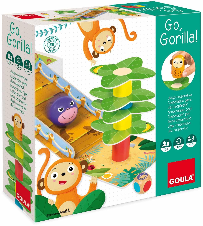Goula Go Gorilla!
