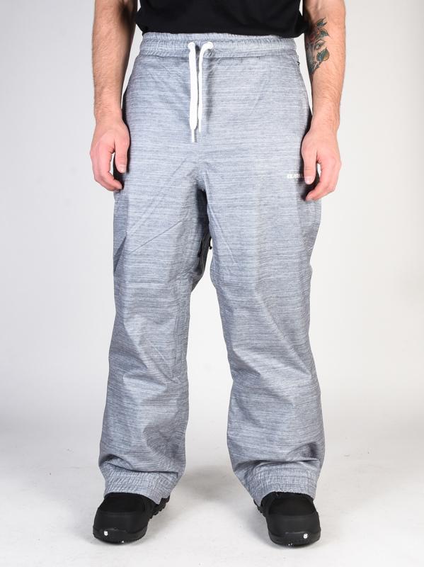 ARMADA SHIELD HEATHER GREY męskie spodnie narciarskie softshell - M