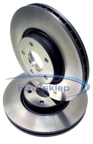 tarcze hamulcowe Ford Mondeo MK4 przód OE: 1500159