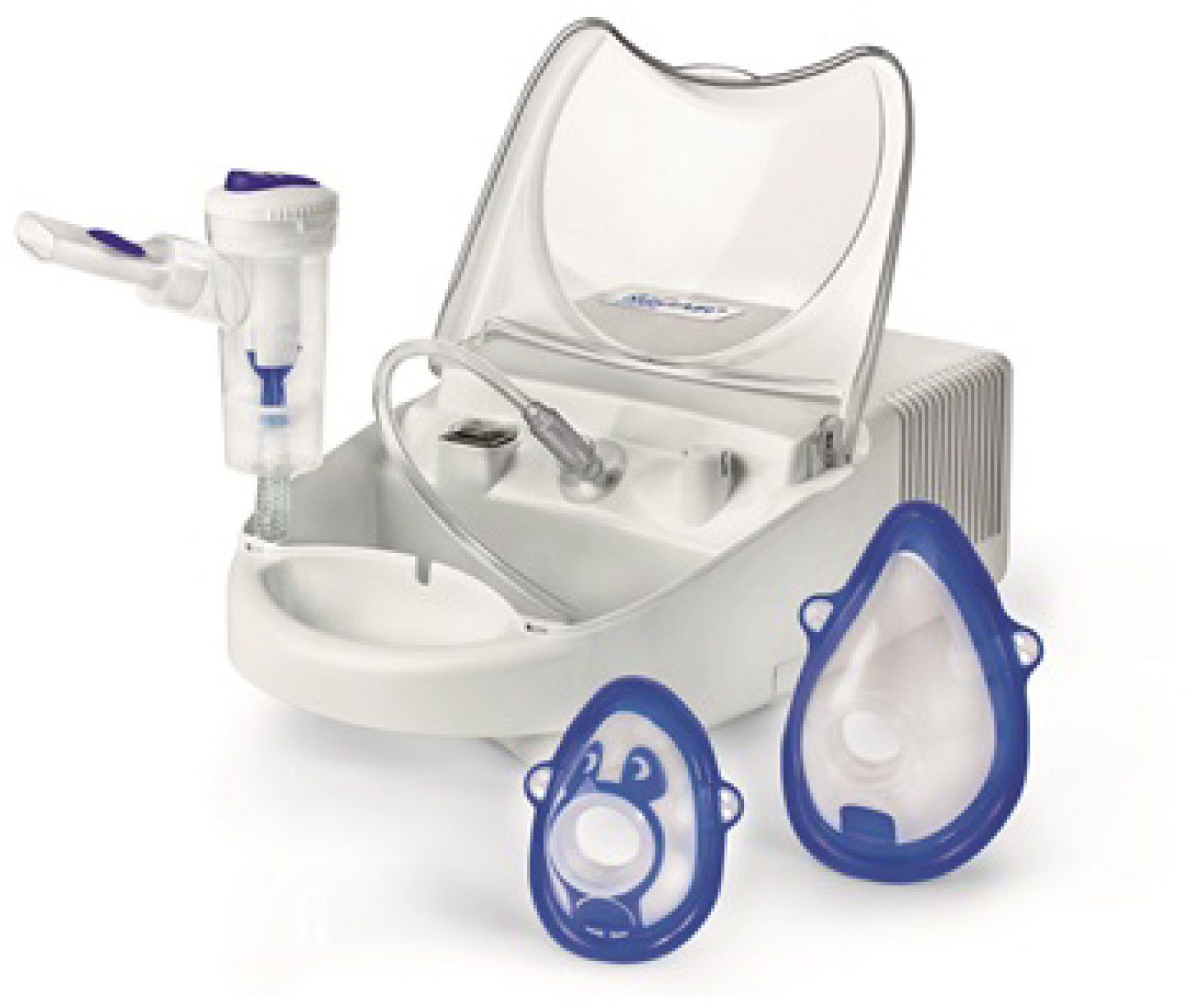 FLAEM Nebulair + Inhalator pneumatyczno-tłokowy