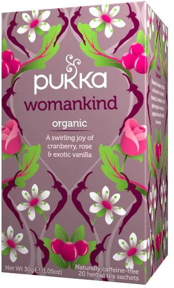 Pukka Womankind BIO 20 saszetek