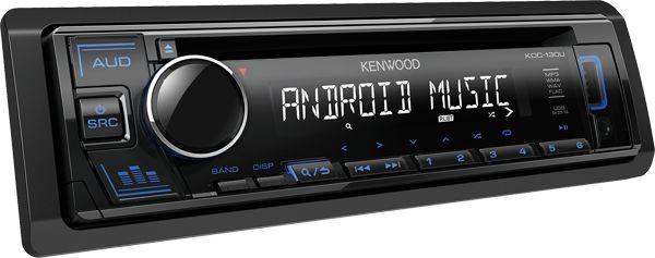 KDC-130UB Radioodtwarzacz samochodowy Kenwood