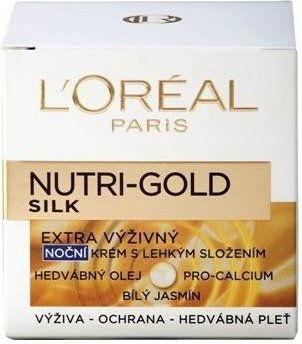 LOréal Paris Nutri-Gold krem na noc 50 ml