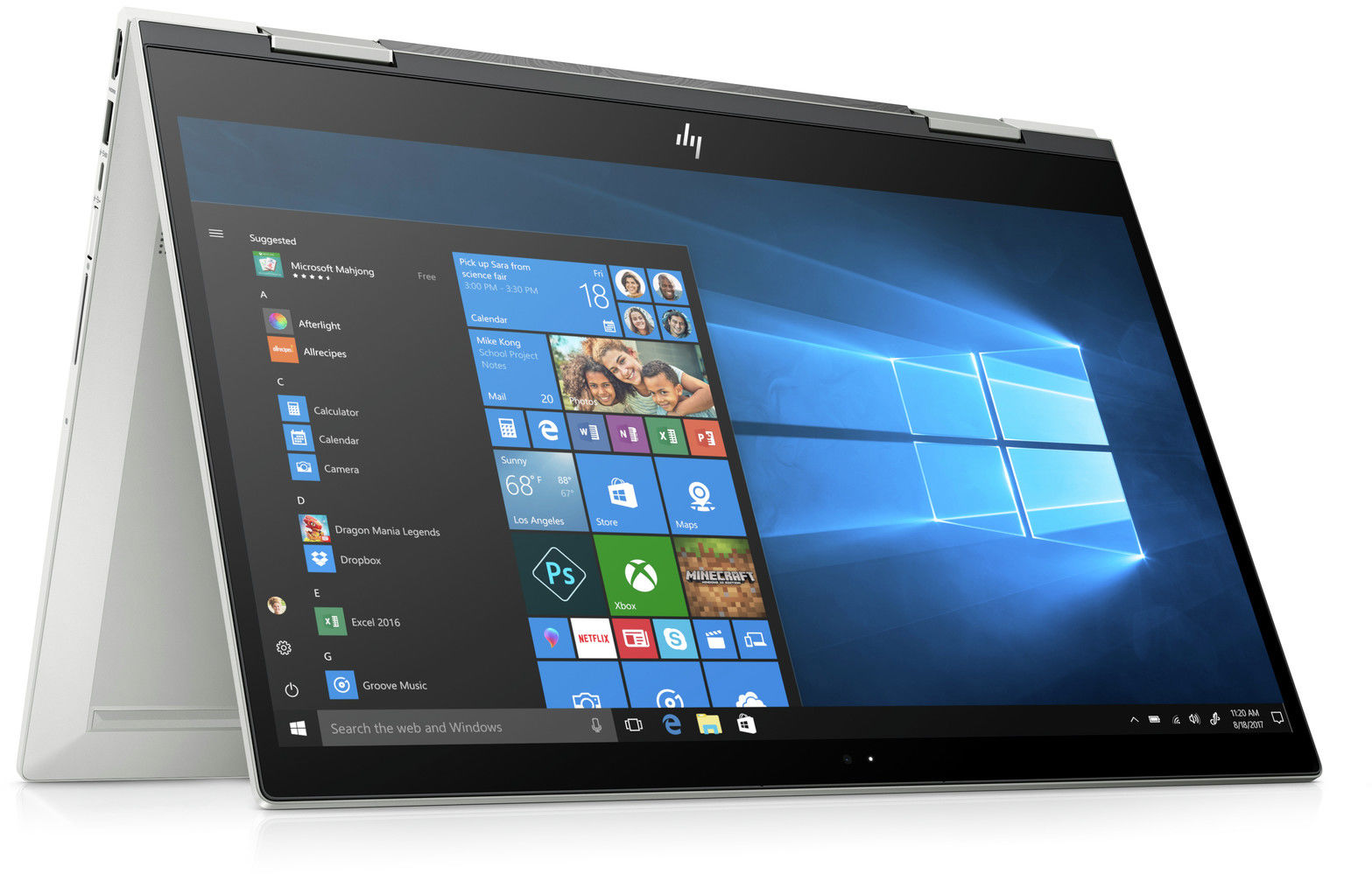 Laptop HP Pavilion x360 14-cd0937nd 4KE10EAR