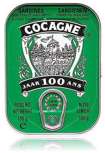 Sardynki portugalskie bez skóry i ości w oliwie 105g Cocagne
