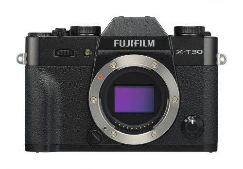 Fujifilm X-T30 Czarny + Fujinon 15-45 mm