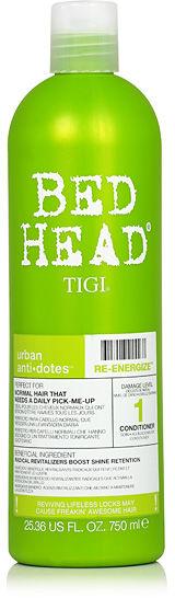 Tigi Bed Head Re-Energize Energizująca odżywka do włosów 750 ml