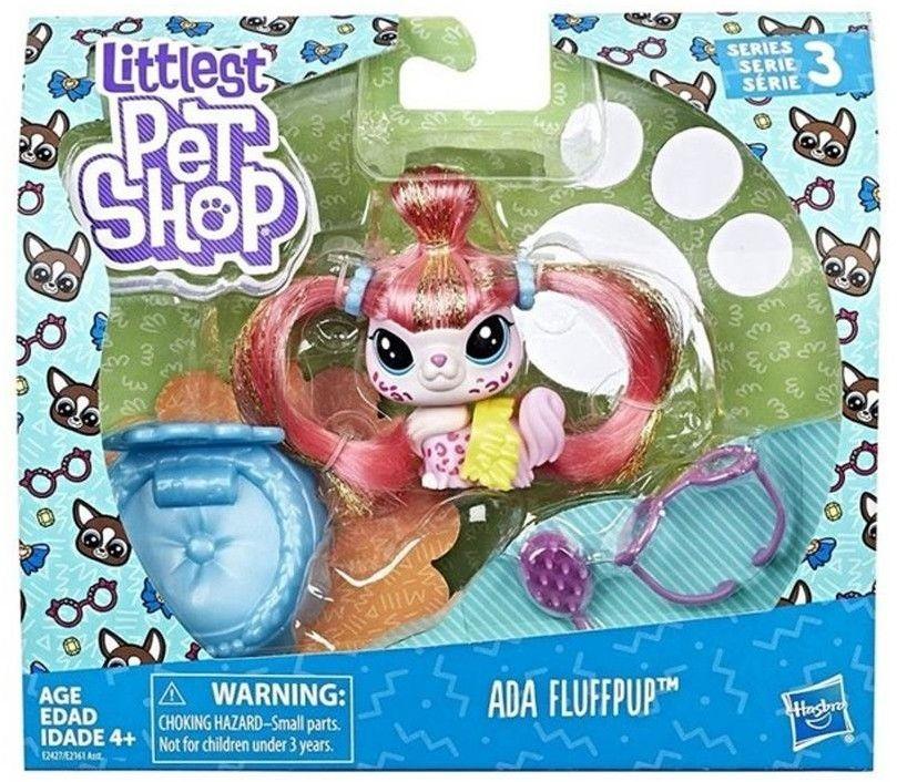 Littlest Pet Shop - Zwierzak Premium Ada Fluffpup E2427
