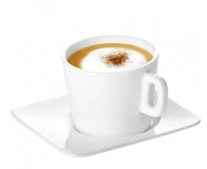 Tescoma GUSTITO filiżanka do cappuccino z podstawką , 200 ml
