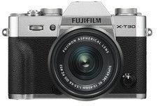 Fujifilm X-T30 Srebrny + 15-45 mm