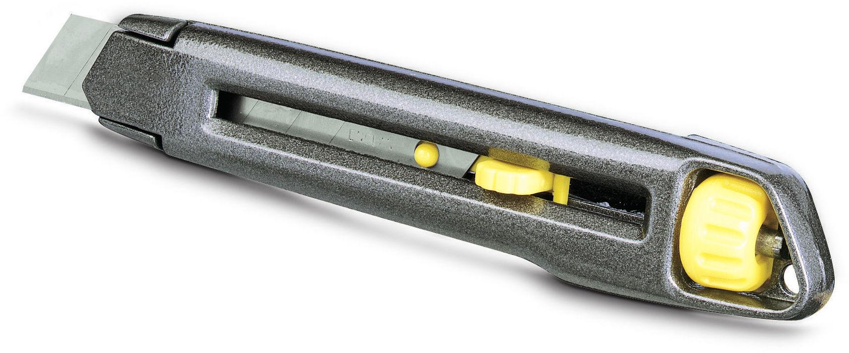 Nożyk metalowy ostrze łamane 18mm