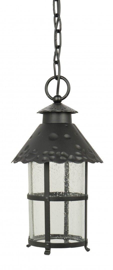 Lampa wisząca Toledo K 1018/1/R Czarny lub patyna IP23 - Su-ma // Rabaty w koszyku i darmowa dostawa od 299zł !