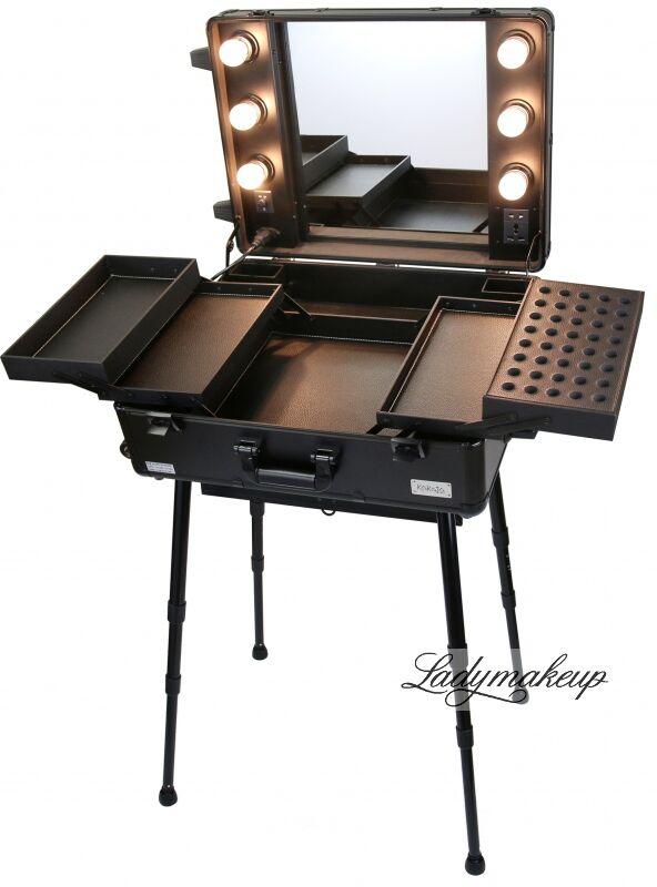 KARAJA - Przenośny stolik do makijażu